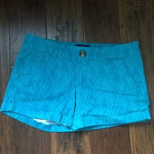 Blue/Teal Shorts